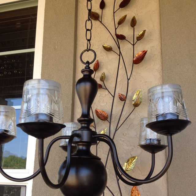 inexpensive outdoor lighting fixtures. add inexpensive solar lights to an old chandelier for out door lighting. chandelierbrass chandelierchandelierssecurity lightingoutdoor outdoor lighting fixtures