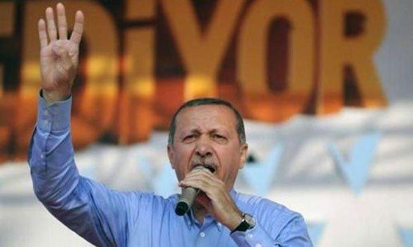 """Erdogan: Ikhwanul Muslimin adalah organisasi ideologi bukan organisasi teroris  ANKARA (Arrahmah.com) - Presiden Turki Recep Tayyip Erdogan bersuara lantang membela Ikhwanul Muslimin Mesir setelah tekanan internasional baru-baru ini terhadap gerakan tersebut terutama dari Amerika Serikat yang berusaha untuk memasukkan kelompok tersebut dalam daftar organisasi teroris.  Erdogan mengatakan bahwa ia tidak menganggap Ikhwanul Muslimim sebagai organisasi teroris  """"Ikhwanul Muslimin bukan kelompok…"""
