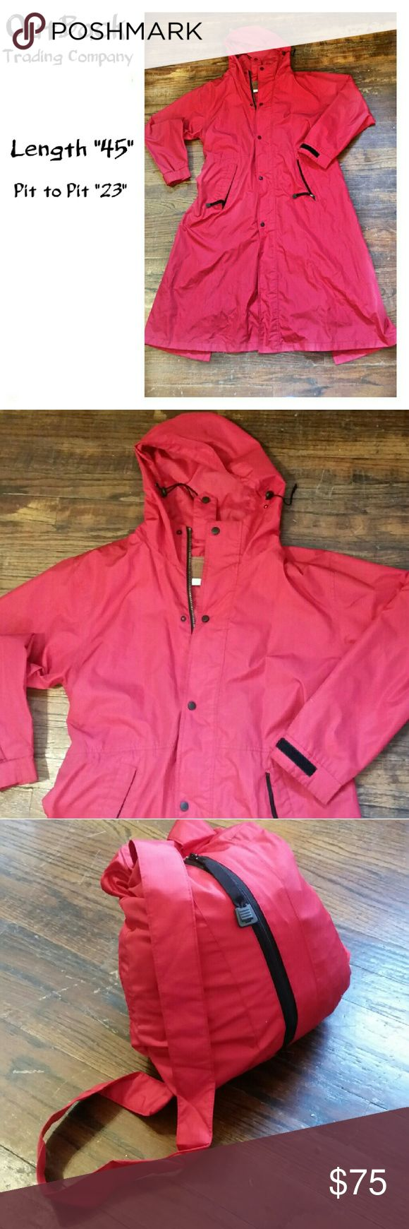 1-HOUR SALEOutBack trading Company Mens Pak A Roo Perfect used condition. Normal wear dirt along sleeves and pockets not visible unless close up. Submit offers. Will consider these cost 115 new. outback Trading company Jackets & Coats Trench Coats