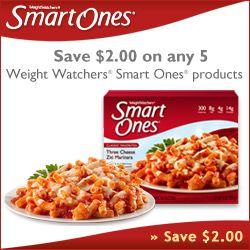 Weight Watcher's Smart Ones Products