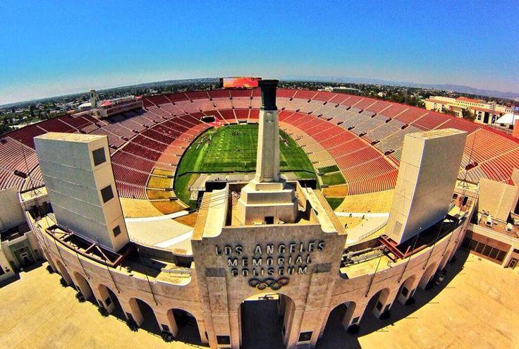 USC Football game. . .CHECK