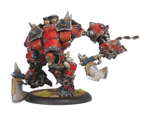 Warmachine Khador Drago Heavy Warjack BOX