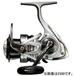 Daiwa 14exceler–Caña de spinning carrete pesca Tackle Japón Importación