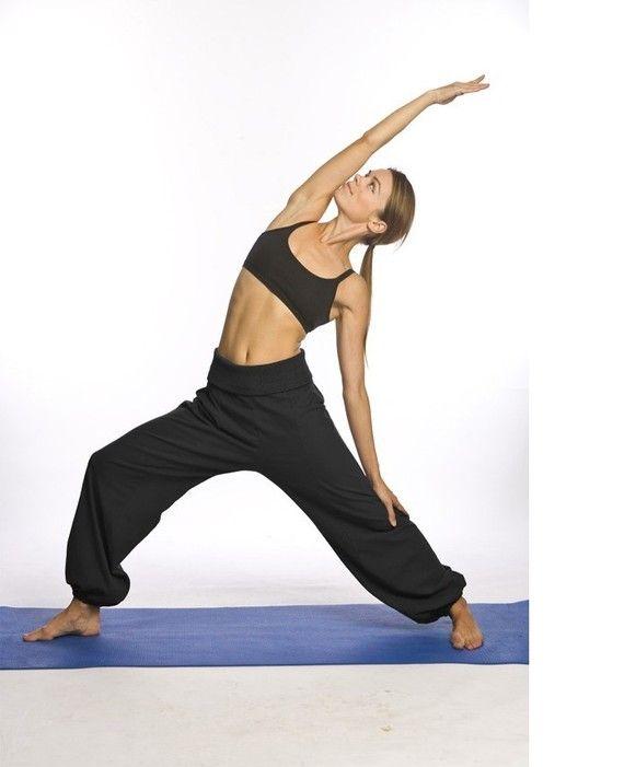 My Friend Svenja Designed These Organic Cotton Yoga Pants
