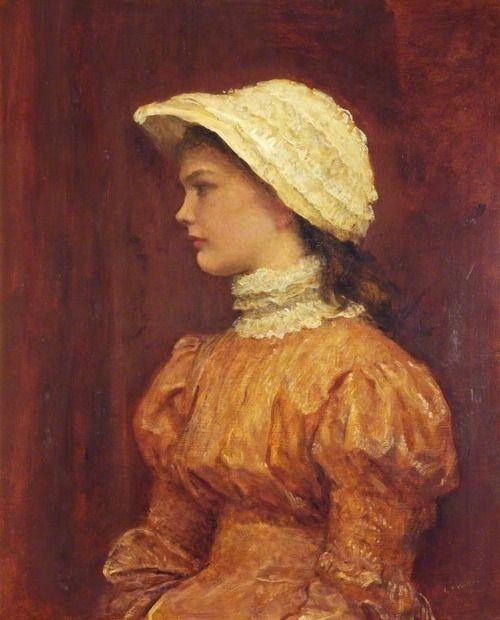 George Frederic Watts - Katie, 1882