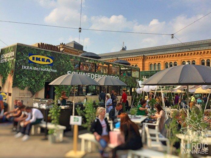 Perfect Tipps f r ein St ckchen Skandinavien zu hause Der IKEA Food Bus bernimmt dies quasi und f hrt aktuell quer durch Deutschland