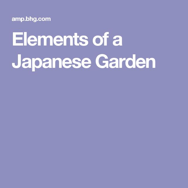 178 best JAPANESE GARDENS Elements images on Pinterest Japanese