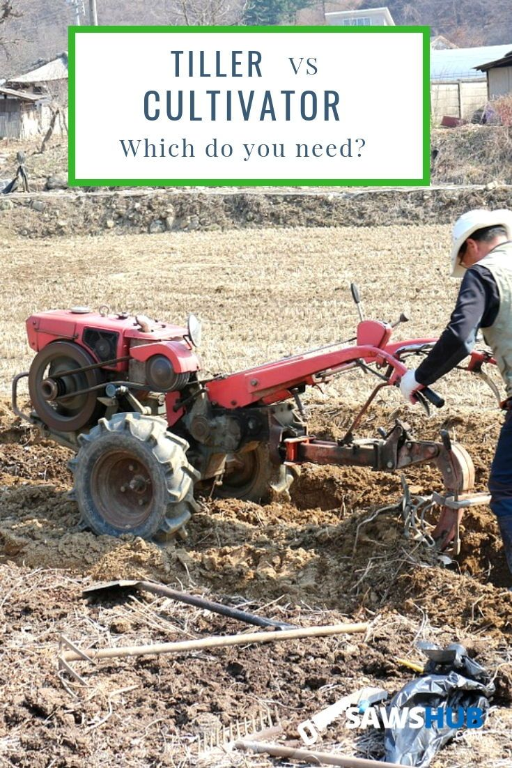 How To Choose Between A Cultivator Vs Tiller With Images Best