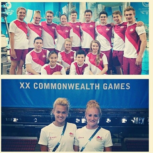 """608 Likes, 9 Comments - Sarah Barrow (@sarahbarrow88) on Instagram: """"Diving starts tomorrow! Good Luck team, let's go @toniacouch #commonwealthgames2014"""""""