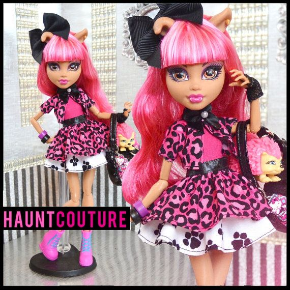 Monster Doll Haunt Couture Teen Wolf high by HauntCoutureAtelier