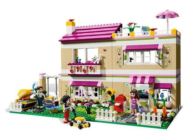 LEGO 3315 Friends Olivia's House. Check out our 4.76% promotion off retail price!  Enjoy a further $10 discount if you self collect your purchase! Delivery within Singapore. LEGO® is a trademark of The LEGO Group of companies. Chucklingbaby.com is independent of The LEGO Group. All the product images are copyright of The LEGO Group.