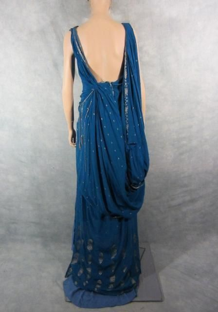SPARTACUS GAIA JAIME MURRAY SCREEN WORN ROMAN GOWN & UNDER SLIP PREQUEL EP 2 COA