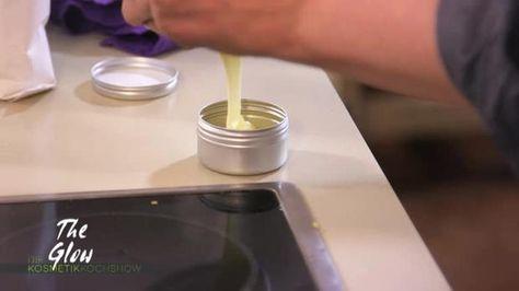 Limetten-Salbei-Deo