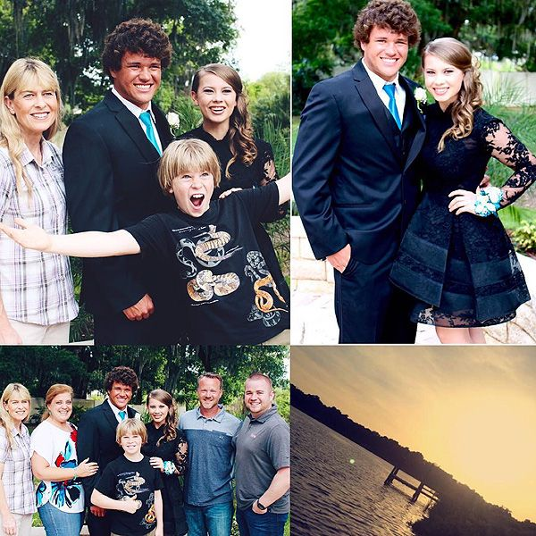 Bindi Irwin Reveals the Adorably Perfect Way Her Boyfriend Chandler Powell Asked Her to Prom http://www.people.com/article/bindi-irwin-boyfriend-prom-invite-dad-gala