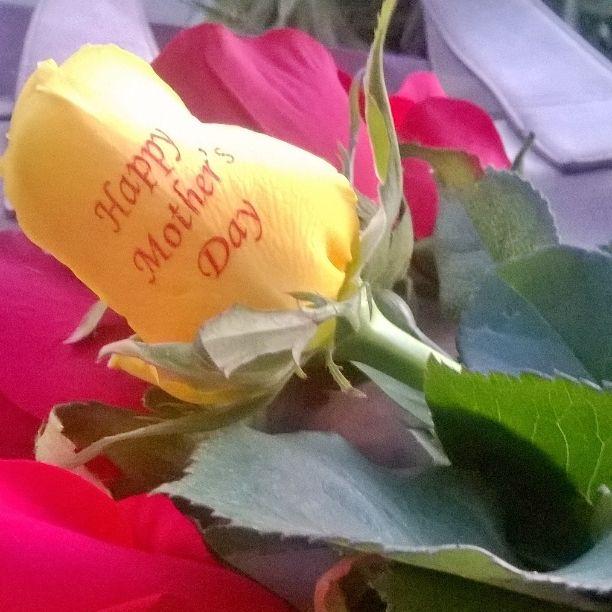 Tasteful elegance for Mother's Day!