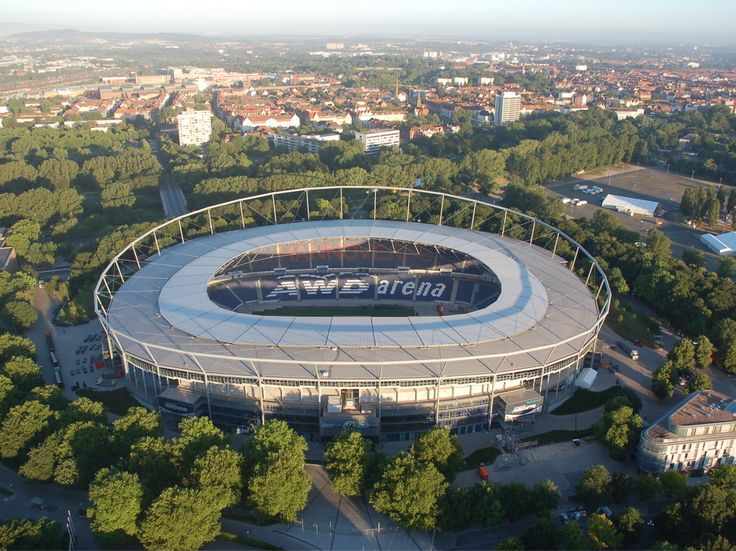 AWD Arena - Hannover