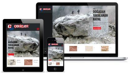 Eskişehir Dipnot Web Tasarım - Çekiçler Mermer www.cekicler.com.tr www.dipnot.com.tr