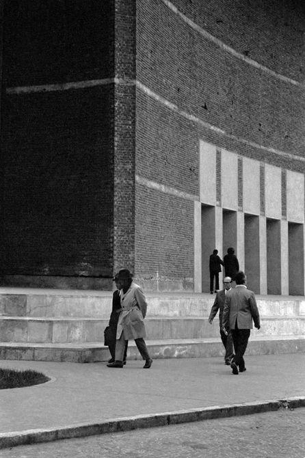 Arne Lind's day in Bucharest – 1974: CORNER