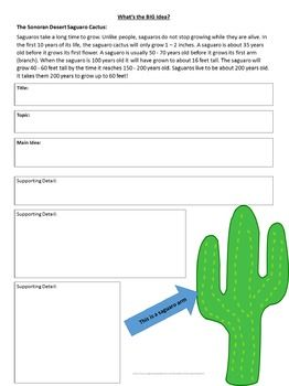 Writing Lessons! Main Idea and Persuasive... by Mrs Wenning's Classroom | Teachers Pay Teachers