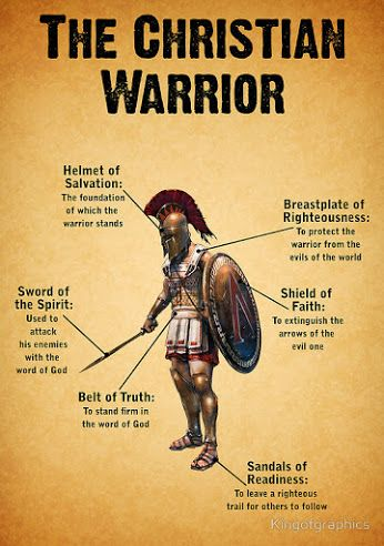 Christian Warrior - Google+