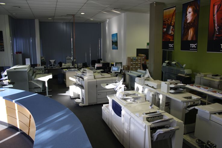 Where the magic happens. We have the most up-to-date technology so you get the highest quality product.