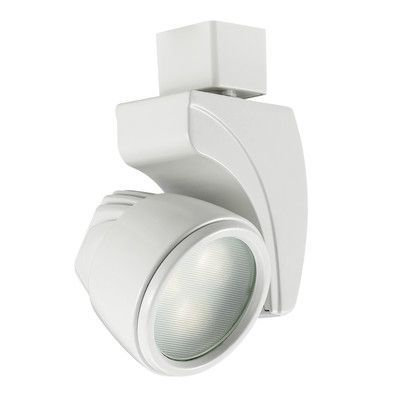 WAC Lighting 3 Light Spot 9W LED Track Head Finish White Track Type  sc 1 st  Pinterest & Best 25+ Lightolier track lighting ideas on Pinterest | Track ... azcodes.com