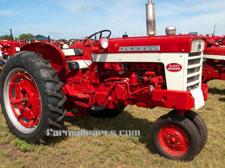 International Harvester Tractors International Harvester