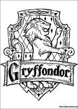 dibujos del logo de hogwarts - Buscar con Google