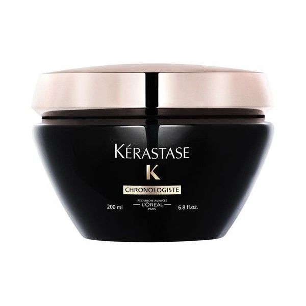Kérastase Chronologiste Essential Balm Treatment (200ml) (405.135 IDR) ❤ liked on Polyvore featuring beauty products, haircare and kerastase hair care