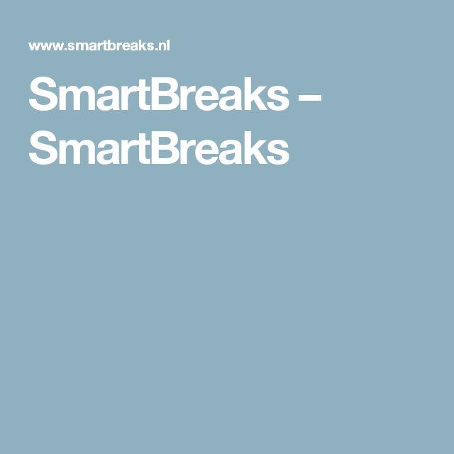SmartBreaks – SmartBreaks