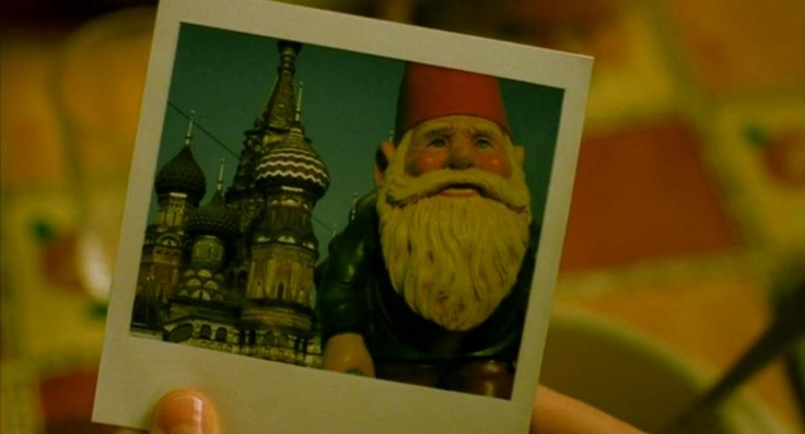 """""""Moscow. There. See?"""" - Raphaël Poulain, Amelie"""