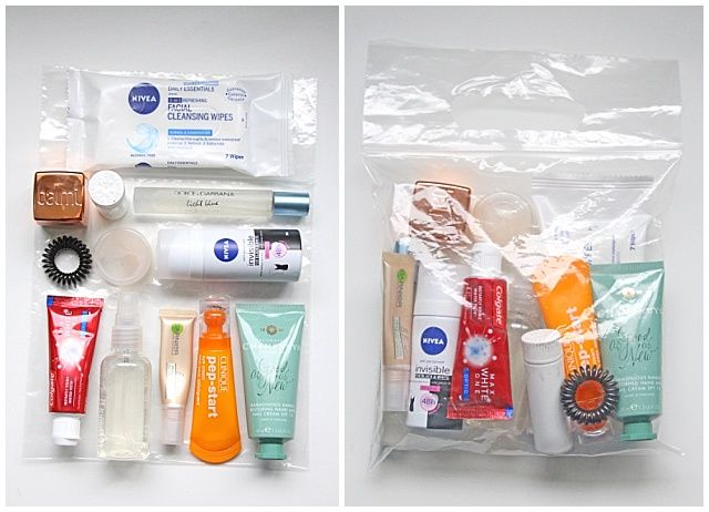 My carry-on flight essentials for a long haul flight. What do you take with you?