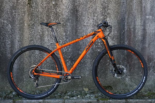 2016 KTM Myroon Prestige carbon fiber hardtail mountain bike details and actual weight
