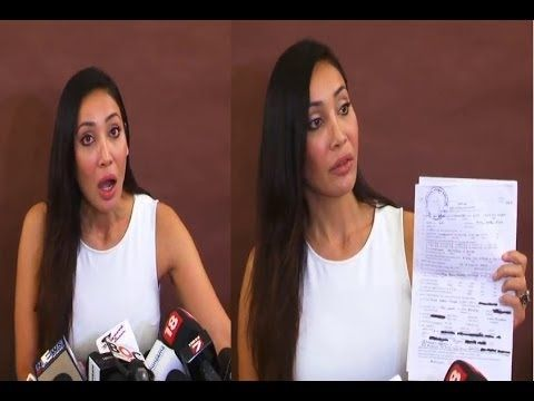 Sofia Hayat files complaint against Armaan Kohli for ASSAULTING AND ABUSING her.
