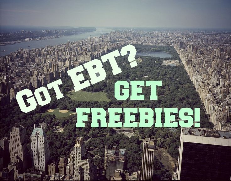 Get Freebies with New York Food Stamps!
