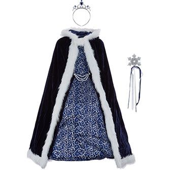 Navy Princess Costume