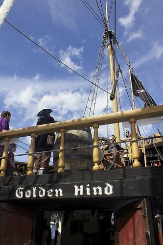 Golden Hind