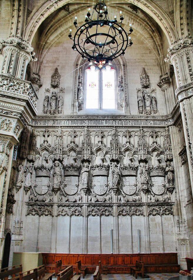 Rincón del monasterio San Juan de los Reyes en Toledo
