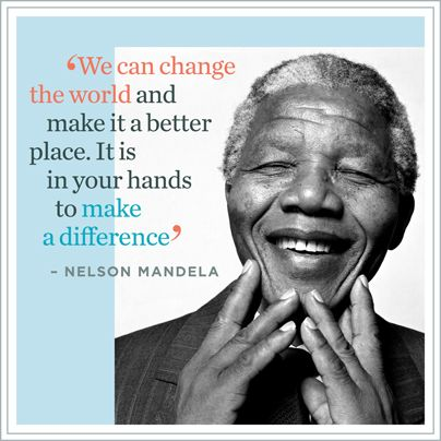 We remember his belief in us, and we walk forward, heads high, proud to have shared this world and this time with our Madiba.