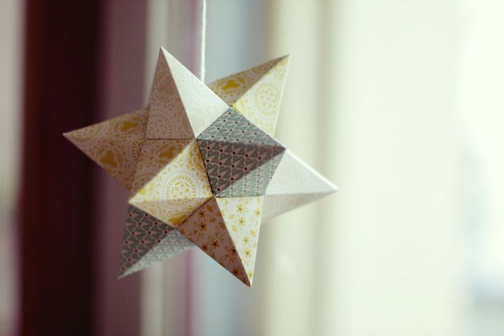 diy star. I have found today's project!