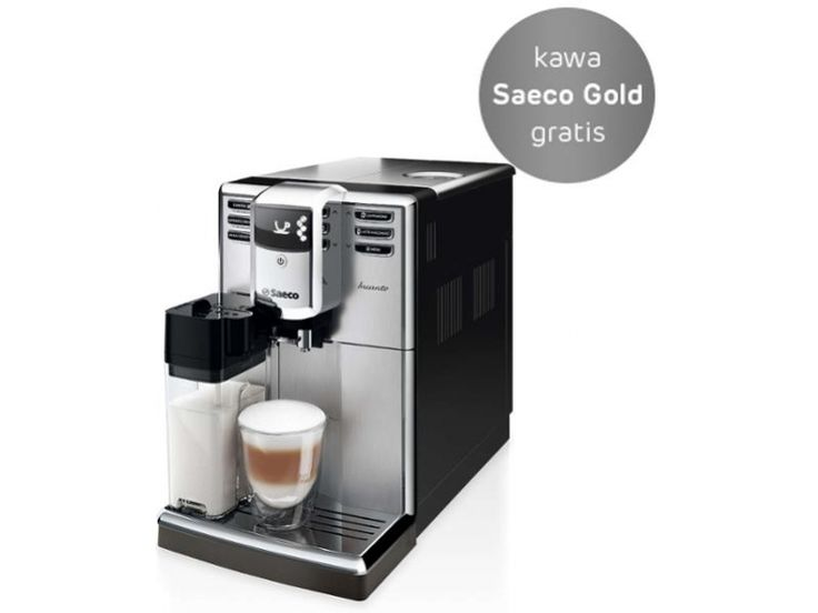 Kup już teraz Saeco Incanto HD8917/09 1850W 15bar inox w Satysfakcja.pl >  Błyskawiczna wysyłka i najniższe ceny!