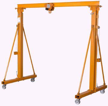 1 Ton Telescoping Gantry Crane