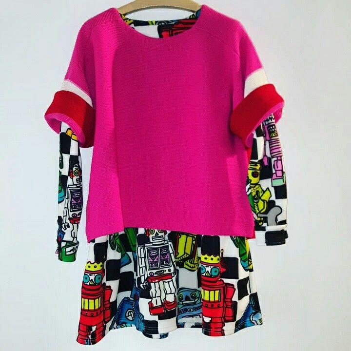 Robot on dress