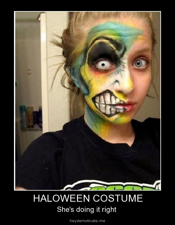 Halloween idea? i think so