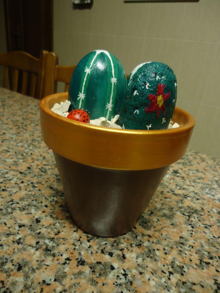 Rock cactus!