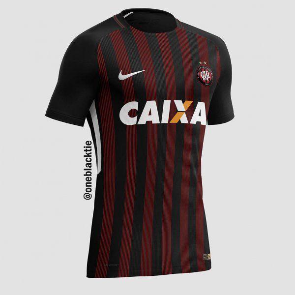 6c0d9e0658 Como seriam as equipes do Brasileirão com camisas Nike tecnologia Aeroswift