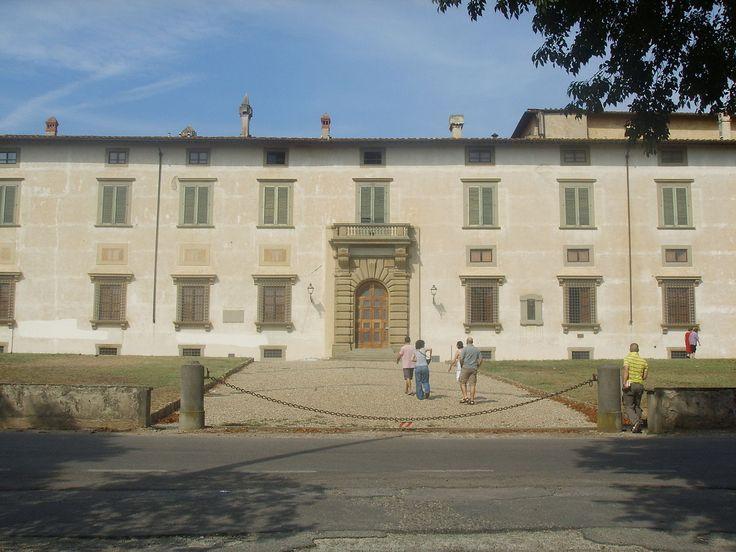 Villa Reale di Castello - Villa Medicea di Castello — Wikipédia
