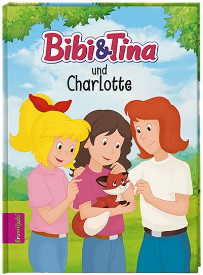 Bibi & Tina-Buch