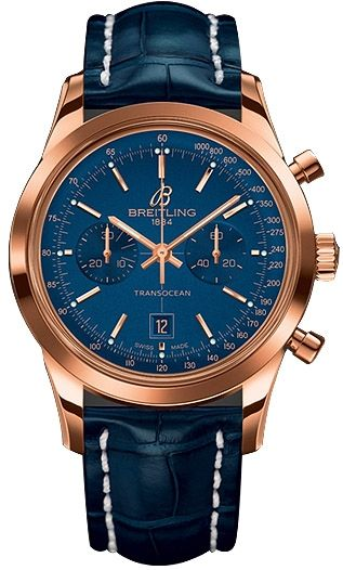 #Breitling Transocean Chronograph 38mm Watch