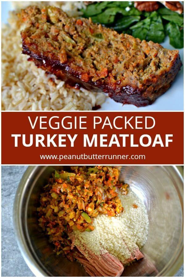 Foodie Friday Easy Turkey Meatloaf 4 Men 1 Lady Easy Turkey Meatloaf Recipes Meatloaf Recipes Healthy